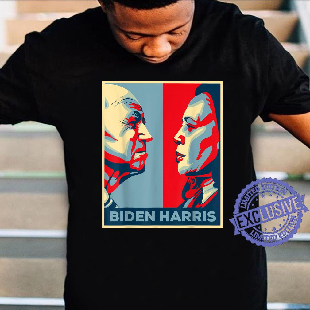 Joe Biden Kamala Harris 2020 Hope Campaign Remake Shirt